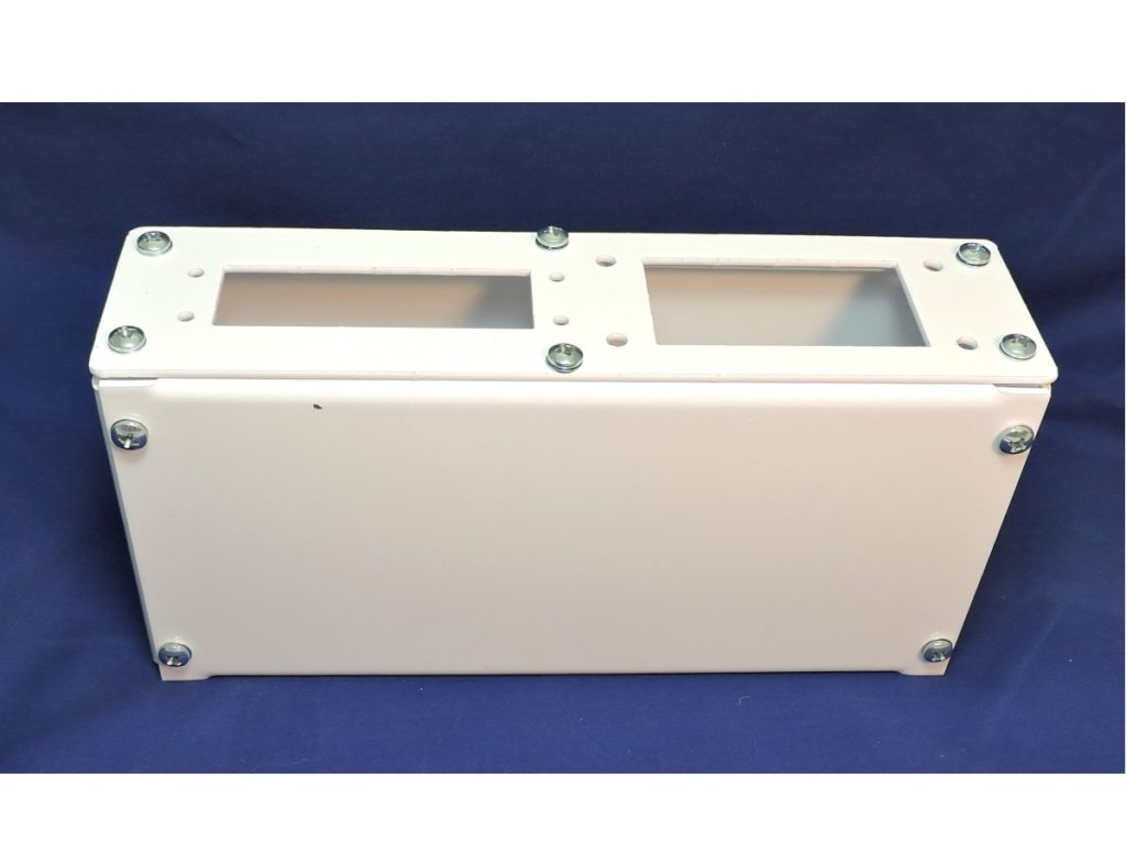Mold Junction Boxes International Temperature Control Zone Wiring Box Un Wired
